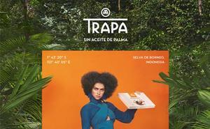 Trapa elimina el aceite de palma de todos sus productos