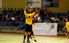 El BM Salamanca empata a cinco segundos del final y alarga su gran racha (25-25)