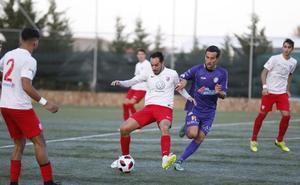 El Santa Marta perdona y cae ante el Palencia Cristo Atlético (1-2)