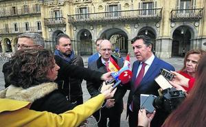 El PP lamenta que el PSOE «traicione día tras día» su palabra para seguir en el poder