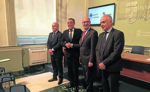 Junta y Diputación destinan 400.000 euros a mantener las escuelas rurales
