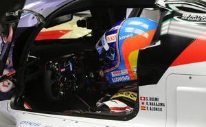 Alonso: «Habrá muchas cosas aparte de las 500 Millas el año que viene»