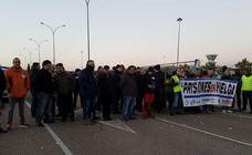 Los sindicatos cifran en el 90% el seguimiento de la huelga de prisiones en Palencia