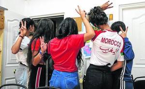Regresa a Palencia una de las trece jóvenes marroquíes devueltas a Melilla