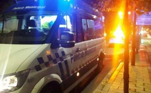 Un conductor novel se salta varios semáforos y sextuplica la tasa de alcohol en Valladolid