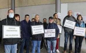 Los enfermos renales de Palencia reprueban los «mensajes contradictorios» de la Junta