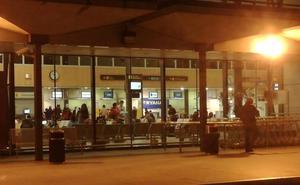 El vuelo Valladolid-Barcelona aterriza «sin incidencias» tras trece horas de retraso