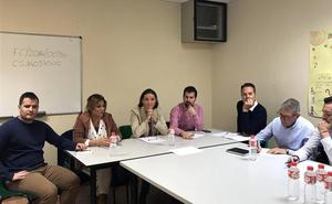 Maroto avanza un inversor para Made en Medina del Campo que presentará esta semana en una reunión