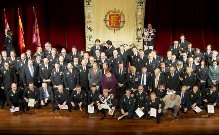 Día de la Policía Municipal de Valladolid