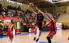 Cruel derrota para La Antigua CB Tormes ante el Basket Navarra (62-65)