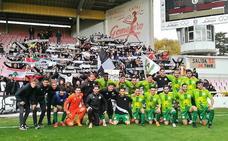 Histórico centenario triunfal en Burgos para un Unionistas CF imparable (0-1)