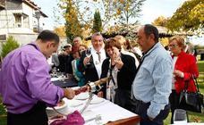 Comida y visita de los capitas a La Alberca
