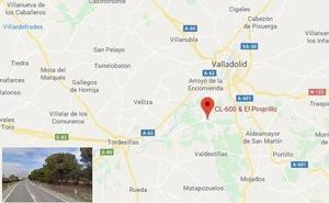 Cuatro heridos, tres de ellos menores, tras estrellar su vehículo contra un árbol en Valladolid