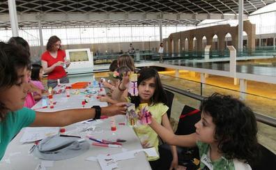 La Olmeda centra su oferta cultural en el turismo familiar