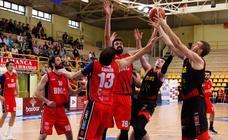 El CB Tormes cae ante Basket Navarra (62-65)