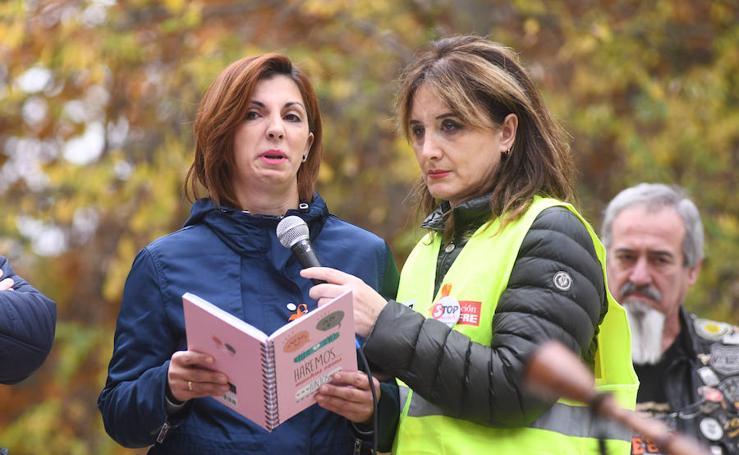 Día en Recuerdo de las Víctimas de Accidentes de Tráfico en Valladolid