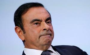 Renault se desploma en bolsa por el arresto de Ghosn en Japón