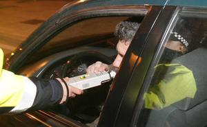 Detienen a tres conductores por conducir bajo los efectos del alcohol en Palencia
