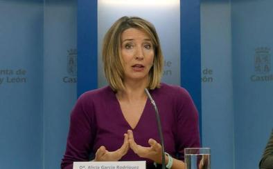 García señala que no «tiene notificación» de una querella por unas declaraciones sobre dos exjugadores de la Arandina