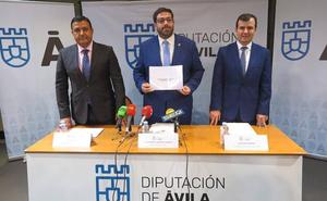 La Diputación de Ávila destinará 23 millones a impulsar las políticas provinciales en 2019