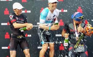 Los hermanos McKernan brillan en el Ironman de Arizona: Clemente segundo y Michael séptimo