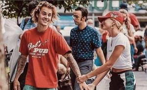 Justin Bieber y Hailey Baldwin ya son marido y mujer