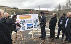 La Junta invierte 1,9 millones de euros en mejorar la carretera de la Ruta de los Pantanos