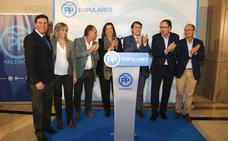 El PP de Palencia saca músculo electoral en una convención