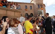 La Diócesis de Ávila despide a los 300 voluntarios del Año Jubilar Teresiano