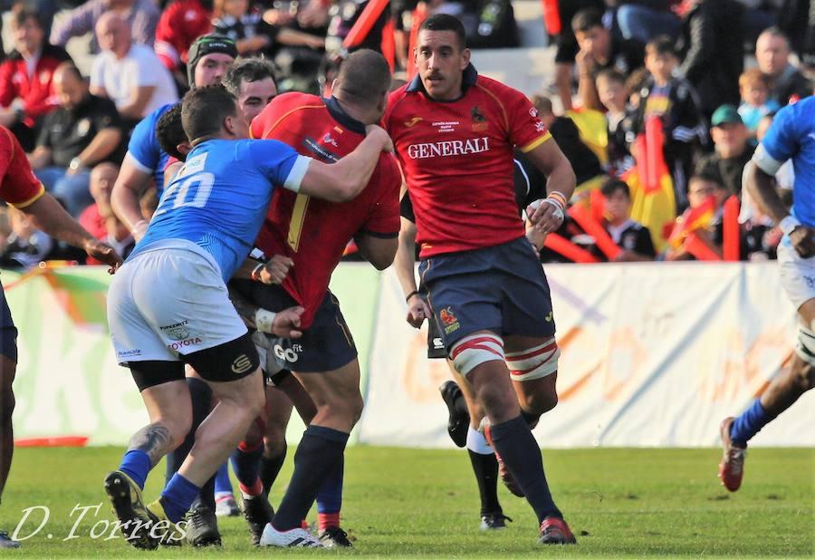 El Salvador y VRAC aportan 8 jugadores a la selección española