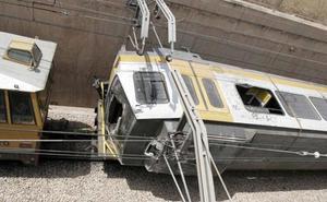 La Fiscalía pide tres años de cárcel para los ocho procesados por el accidente del metro de Valencia