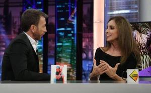 Ana Belén: «Soy capaz de ponerme a cantar por la calle»