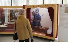 16 personajes de Cervantes cobran vida en Palencia
