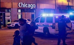 Mata a su novia y a otras dos personas en un hospital de Chicago