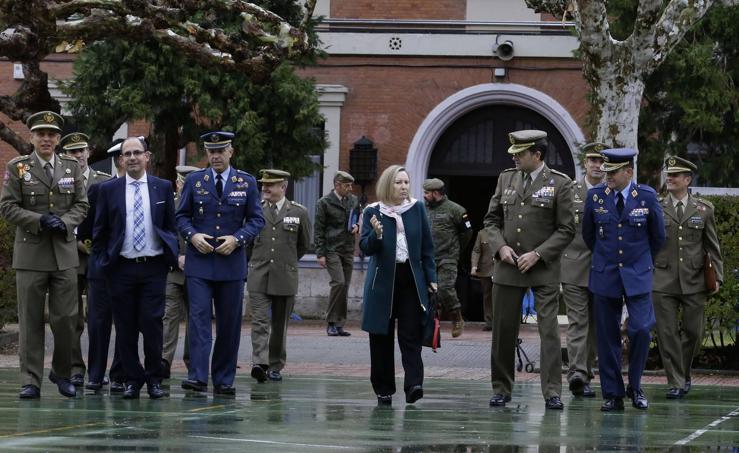 La Academia de Caballería acoge el VI Congreso Nacional de Denesa y Seguridad
