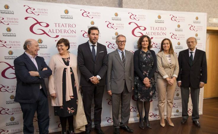 El ministro de Cultura inaugura la jornada '40 años de Constitución. 40 años de Cultura' en el Teatro Calderón de Valladolid