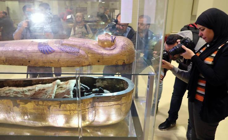 Los tesoros de Egipto