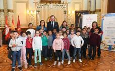 Día Internacional de la Infancia en el Ayuntamiento de Valladolid