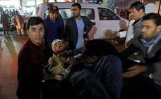 Un terrorista se inmola durante una reunión de líderes religiosos en Kabul