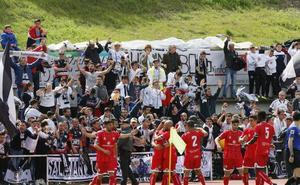 El Salamanca CF saca este miércoles a la venta las entradas para el derbi del domingo