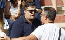 Sandoval: «Lo mejor para Salamanca es que en el derbi todo empiece y acabe en el verde»
