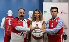 El baloncesto de Castilla y León, contra la violencia de género