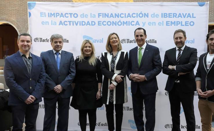 Jornada sobre el impacto de la financiación de Iberaval en la actividad económica y en el empleo