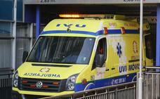 Dos heridos al colisionar un turismo contra un tractor en la A-11 a la altura de Tudela de Duero