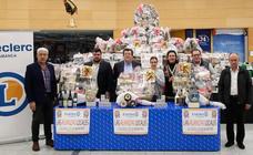 El hipermercado E.Leclerc apuesta por los productos de la tierra para elaborar sus cestas de Navidad
