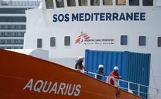 Italia ordena la incautación del barco usado por Médicos Sin Fronteras para rescatar inmigrantes
