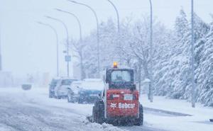 La Junta presenta su campaña contra riesgos invernales para «evitar cualquier peligro» a los vecinos
