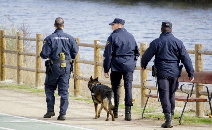 La búsqueda del desaparecido en Salamanca se intensifica con más medios