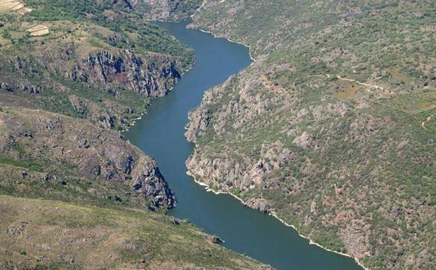 Cuenca Del Duero Mapa.La Chd Analizara En Zamora El Mapa De Zonas Inundables En La
