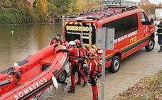 El Ayuntamiento acondiciona tres puntos estratégicos de acceso al Pisuerga para situaciones de emergencia